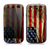 The Dark Wrinkled American Flag Skin for the Samsung Galaxy S3