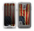 The Dark Wrinkled American Flag Skin for the Samsung Galaxy S5 frē LifeProof Case
