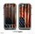 The Dark Wrinkled American Flag Skin for the iPhone 5c nüüd LifeProof Case