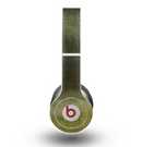 The Deep Green Tree Pastel Painting Skin for the Beats by Dre Original Solo-Solo HD Headphones