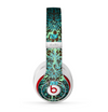 The Delicate Abstract Green Pattern Skin for the Beats by Dre Studio (2013+ Version) Headphones