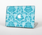 "The Delicate Trendy Blue Pattern V4 Skin Set for the Apple MacBook Pro 15"" with Retina Display"