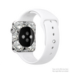 The Diamond Pattern Full-Body Skin Kit for the Apple Watch