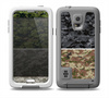 The Digital Camouflage All Skin Samsung Galaxy S5 frē LifeProof Case