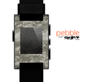 The Digital Camouflage V2 Skin for the Pebble SmartWatch