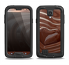 The Dipped Chocolate Heart Samsung Galaxy S4 LifeProof Fre Case Skin Set