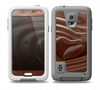 The Dipped Chocolate Heart Skin for the Samsung Galaxy S5 frē LifeProof Case