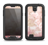 The Distant Pink Flowerland Samsung Galaxy S4 LifeProof Fre Case Skin Set