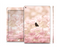 The Distant Pink Flowerland Skin Set for the Apple iPad Pro