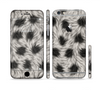 The Dotted Black & White Animal Fur Sectioned Skin Series for the Apple iPhone 6 Plus