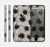 The Dotted Black & White Animal Fur Skin for the Apple iPhone 6