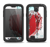 The Drenched 3D Icon Samsung Galaxy S4 LifeProof Fre Case Skin Set