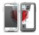 The Drenched 3D Icon Skin for the Samsung Galaxy S5 frē LifeProof Case