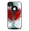 The Drenched 3D Icon Skin for the iPhone 4-4s OtterBox Commuter Case