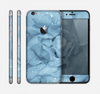 The Drenched Blue Rose Skin for the Apple iPhone 6