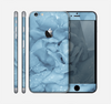 The Drenched Blue Rose Skin for the Apple iPhone 6 Plus