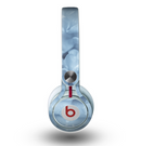 The Drenched Blue Rose Skin for the Beats by Dre Mixr Headphones