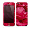 The Drenched Red Rose Skin for the Apple iPhone 5s