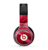 The Drenched Red Rose Skin for the Beats by Dre Pro Headphones