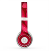 The Drenched Red Rose Skin for the Beats by Dre Solo 2 Headphones