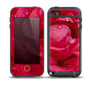 The Drenched Red Rose Skin for the iPod Touch 5th Generation frē LifeProof Case