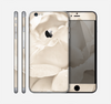 The Drenched White Rose Skin for the Apple iPhone 6 Plus
