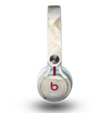 The Drenched White Rose Skin for the Beats by Dre Mixr Headphones