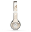 The Drenched White Rose Skin for the Beats by Dre Solo 2 Headphones