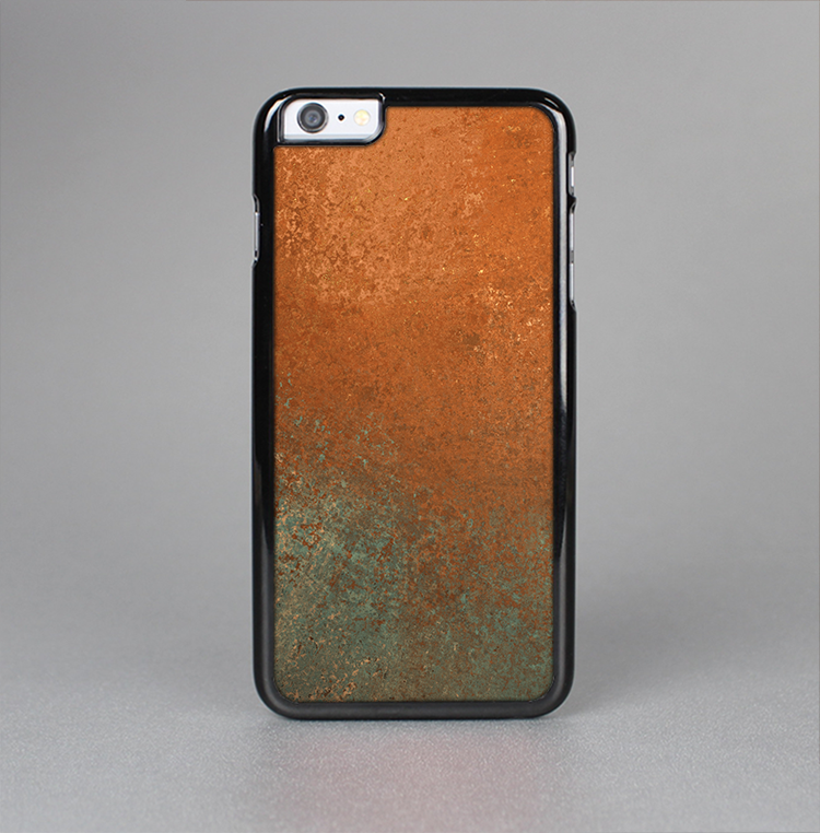 The Dusty Burnt Orange Surface Skin-Sert for the Apple iPhone 6 Skin-Sert Case