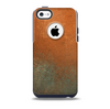 The Dusty Burnt Orange Surface Skin for the iPhone 5c OtterBox Commuter Case