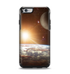 The Earth, Moon and Sun Space Scene Apple iPhone 6 Otterbox Symmetry Case Skin Set