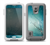 The Electric Teal Volts Skin for the Samsung Galaxy S5 frē LifeProof Case
