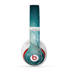 The Electric Teal Volts Skin for the Beats by Dre Studio (2013+ Version) Headphones