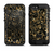The Elegant Golden Swirls  iPhone 6/6s Plus LifeProof Fre POWER Case Skin Kit