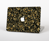 The Elegant Golden Swirls Skin for the Apple MacBook Pro 13""