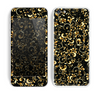 The Elegant Golden Swirls Skin for the Apple iPhone 5c
