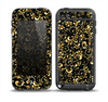 The Elegant Golden Swirls Skin for the iPod Touch 5th Generation frē LifeProof Case