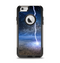 The Energy Planet Discharge Apple iPhone 6 Otterbox Commuter Case Skin Set