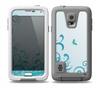 The Escaping Butterfly Floral Skin for the Samsung Galaxy S5 frē LifeProof Case