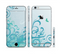 The Escaping Butterfly Floral Sectioned Skin Series for the Apple iPhone 6s