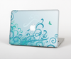 The Escaping Butterfly Floral Skin for the Apple MacBook Pro Retina 15""