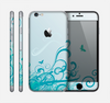The Escaping Butterfly Floral Skin for the Apple iPhone 6