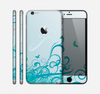 The Escaping Butterfly Floral Skin for the Apple iPhone 6 Plus