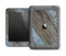 The Faded Blue Paint on Wood Apple iPad Air LifeProof Fre Case Skin Set