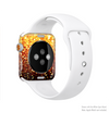 The Faded Gold Glimmer Full-Body Skin Kit for the Apple Watch