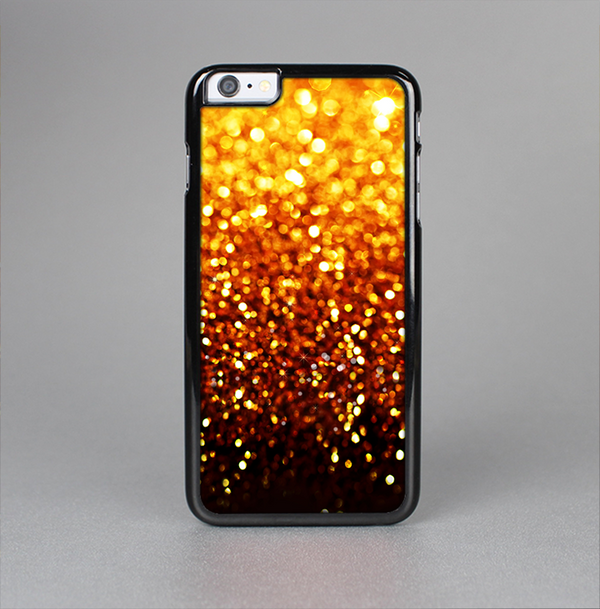 The Faded Gold Glimmer Skin-Sert Case for the Apple iPhone 6 Plus