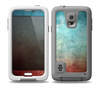 The Faded Grunge Color Surface Extract Skin for the Samsung Galaxy S5 frē LifeProof Case