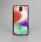 The Faded Neon Painted Hearts Skin-Sert Case for the Samsung Galaxy Note 3
