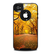 The Fall Back Road Skin for the iPhone 4-4s OtterBox Commuter Case
