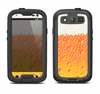 The Fizzy Cold Beer Samsung Galaxy S3 LifeProof Fre Case Skin Set